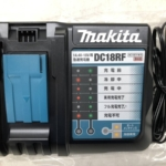 静岡県 静岡市 駿河区 のお客様から makita 急速充電器 DC18RF 店舗買取いたしました。