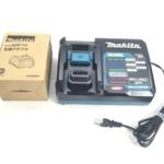 静岡県 静岡市  葵区 のお客様から makita マキタ 純正 急速充電器 DC40RA USB端子付き 40Vmax 充電器用互換アダプタ  店舗買取いたしました。