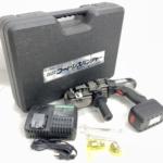 静岡県 島田市 のお客様から 育良精機 コードレスパンチャ― IS-MP15LE 18V/3.0Ah 店舗買取いたしました。