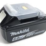 静岡県 静岡市 葵区 のお客様から makita リチウムイオンバッテリー BL1860B 18V 6.0Ah 店舗買取いたしました。