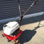 静岡県 焼津市 のお客様から ホンダ 農用トラクター こまめ F210 2.4PS 歩行型 ミニ耕運機 店舗買取いたしました。
